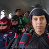 Game faces on. Round 1 of the most important skydiving competition of the year.