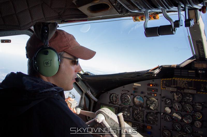 Pico the Pilot.