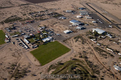 Aerial Photos - Skydive Arizona