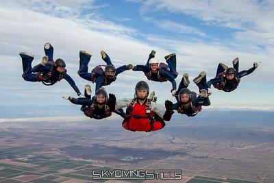 2014 USPA Collegiate National Parachuting Championship