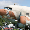 DC-3 N408D, Lady Luck.