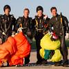 AARSpeed. Airspeed alumni Josh Hall, Dan BC, Nik Hemlin, and Jack Jeffries.
