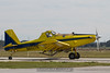 Believe it or not, this crop duster weighs more than a fully loaded Twin Otter.