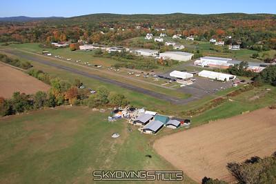 Aerial Photos - Connecticut Parachutists, Inc.