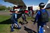 GoBig boarding.