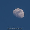 The moon. 1/29/15