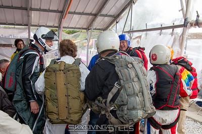 2015 Skydiving Hall of Fame Celebration