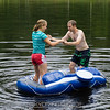 """Pond sumo wrestling.<br><span class=""""skyfilename"""" style=""""font-size:14px"""">2015-09-13_pond_0271</span>"""