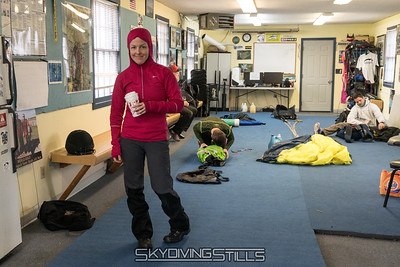 Bryce stays warm between jumps. 2016-12-11_skydive_cpi_0035