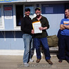 "Mike receives his 10,000 jump wings from Al. Published in Parachutist, July 2016. <br><span class=""skyfilename"" style=""font-size:14px"">2016-04-17_skydive_cpi_0948</span>"