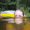 """Sarah's impression of an alligator. <br><span class=""""skyfilename"""" style=""""font-size:14px"""">2016-07-23_skydive_cpi_0299</span>"""