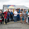 """Al presents Tom's 5000 jump wings to his family. <br><span class=""""skyfilename"""" style=""""font-size:14px"""">2017-07-08_skydive_cpi_1161</span>"""
