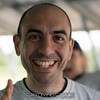 "Ricardo can't stop smiling. Literally. It's a medical thing. <br><span class=""skyfilename"" style=""font-size:14px"">2017-08-04_skydive_cpi_0017</span>"