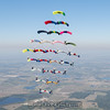 "Mike turns the formation. Published in the Polk County Sun, March 1, 2017. Published in Parachutist, May 2017.  <br><span class=""skyfilename"" style=""font-size:14px"">2017-02-12_skydive_lake-wales_0423</span>"