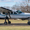 """First Caravan load rolling down the runway. <br><span class=""""skyfilename"""" style=""""font-size:14px"""">2018-12-23_skydive_cpi_0008</span>"""
