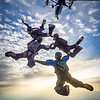 """Perfect sunset exit. <br><span class=""""skyfilename"""" style=""""font-size:14px"""">2018-06-09_skydive_cpi_0774</span>"""