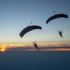 "Turning toward the sunset. <br><span class=""skyfilename"" style=""font-size:14px"">2018-08-24_skydive_cpi_0176</span>"