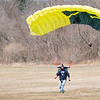 """Damian touches down.  Photo by Ethan B. <br><span class=""""skyfilename"""" style=""""font-size:14px"""">2019-03-30_skydive_cpi_0034</span>"""