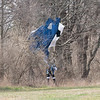 "An anonymous jumper in the woods. Photo by Ethan B. <br><span class=""skyfilename"" style=""font-size:14px"">2019-04-07_skydive_cpi_0112</span>"