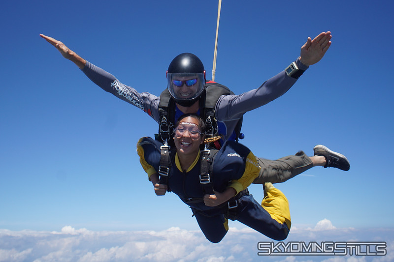 """Domenique's tandem with Justin. <br><span class=""""skyfilename"""" style=""""font-size:14px"""">2019-08-04_skydive_cpi_0719</span>"""