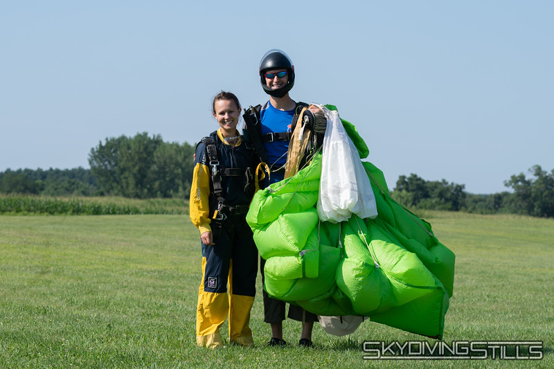 """Justin and his student. <br><span class=""""skyfilename"""" style=""""font-size:14px"""">2019-08-04_skydive_cpi_0195</span>"""