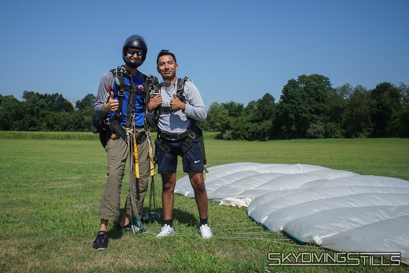 """Luis' tandem with Justin. <br><span class=""""skyfilename"""" style=""""font-size:14px"""">2019-08-04_skydive_cpi_0310</span>"""