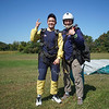 Jialuo's tandem with Andrew.