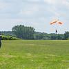Matt films Armin's landing.