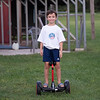 Will on the Segway.