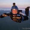 One last smile. I think my new, very heavy lens will work just fine.  Published in Parachutist, December 2019.