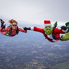 """Cindy and the Grinch. Published in the 2019 USPA Calendar, December. <br><span class=""""skyfilename"""" style=""""font-size:14px"""">2017-11-18_skydive_cpi_0051</span>"""