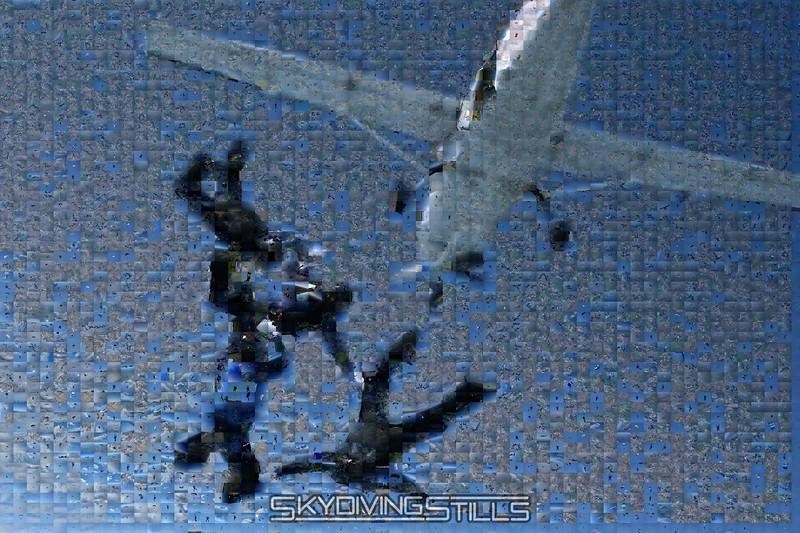 Mosaic: Vortex exit