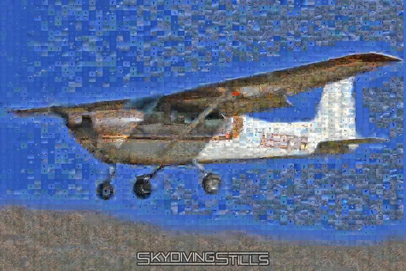 Mosaic: Cessna