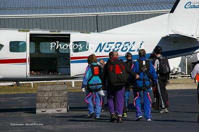 Nov 2011-Virginia Skydiving Ctr