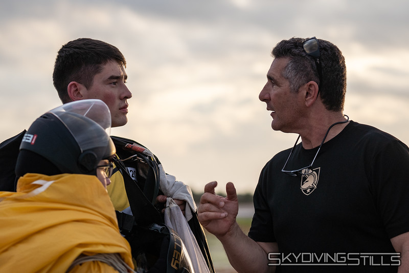 Debrief from Coach Tom. Published in Parachutist, March 2020.