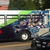 UConn Shuttle Bus.