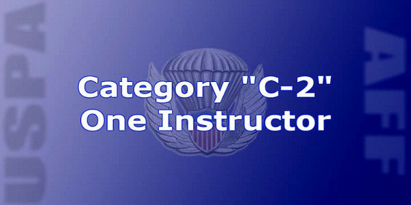 Category C (One Instructor)