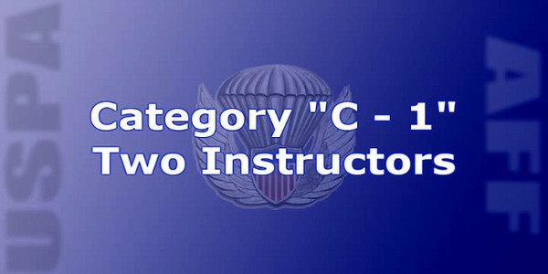 Category C (Two Instructors)