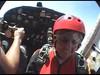 Holly Humphrey's first AFF jump.