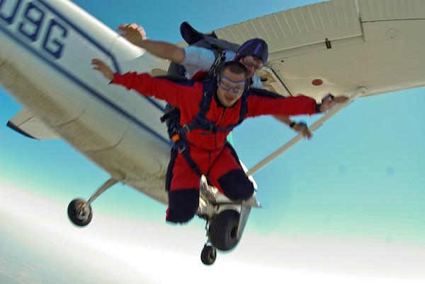 Ben Blanchard's Jump