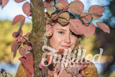 Skylar Sikes Fall Senior Session (9)