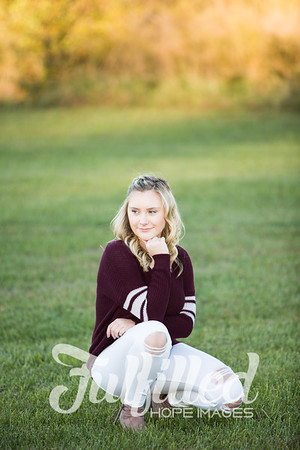Skylar Sikes Fall Senior Session (86)