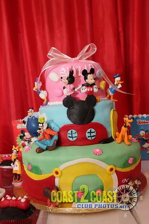 skylar's 1st birthday party