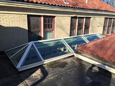Skylight Reframing and Installation – Glencoe, IL