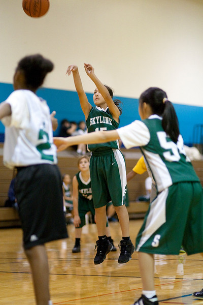 Skyline Girls Basketball