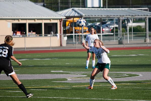 Skyline Girls JV Soccer 2014