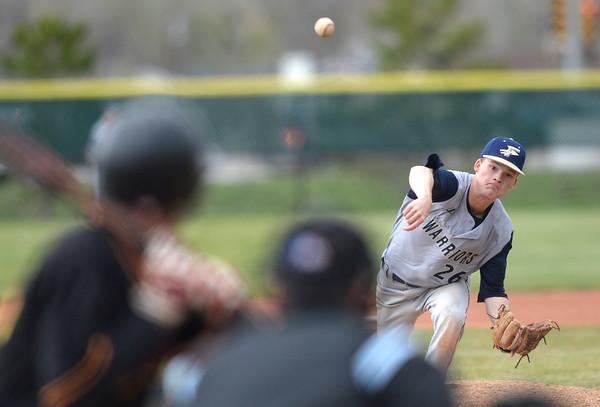 Skyline vs Frederick Baseball