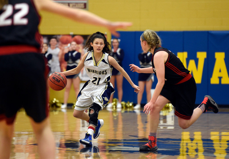 Skyline vs Frederick Girls Hoops