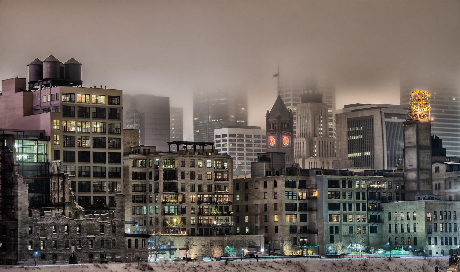 Minneapolis Sky Drop.