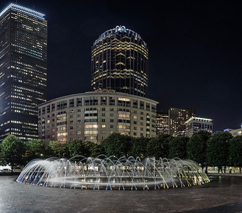 Fountain- Christian Science Center